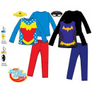 Teen superheroes kid long pyjamas 4-10 years