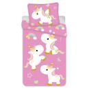 Unicorn Children's bedding cover 100 × 135 cm,