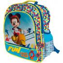 Il sacchetto di scuola, il sacchetto di Disney Mic