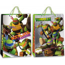 Gift Bag Ninja Turtles 23 * 16 * 9cm