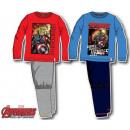 mayorista Pijamas: Niños largos piyama Avengers, Vengadores 4-10