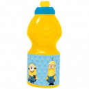 Water bottle, sports bottle Minions