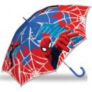 mayorista Artículos con licencia: Niños con paraguas Spiderman , Spiderman Ø65 cm