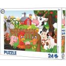 ingrosso Puzzle: Puzzle della fattoria 24 pezzi