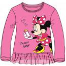 Kids Long Sleeve T-Shirt Disney Minnie 3-8 Years