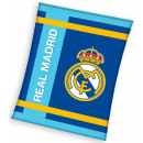 Plush Duvert Real Madrid 130 * 160cm