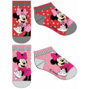 Children's secrets socks Disney Minnie 23-34