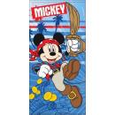 Serviette de bain Disney Mickey , serviette de pla