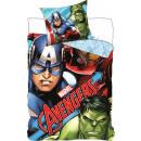 Pościel Avengers 140 x 200cm