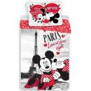 Pościel Disney Myszka Minnie 140 x 200 cm, 70 x 90