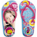 Pantoufles Enfants, Tongs Disney Soy Luna 27-34