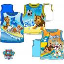 T-shirt pour enfants, top Paw Patrol , Manch Guard