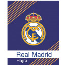 Real Madrid thick fleece Duvert 120 * 150cm