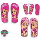 mayorista Artículos con licencia: zapatillas para  niños, flip-flop Paw Patrol, la pa
