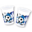 wholesale Gifts & Stationery: Focis Plastic cup 10 pcs 200 ml