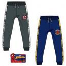 Pantaloni per bambini Spiderman, fondo jogging 98-