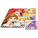 wholesale Toys: Disney Princesses sponge puzzle mat 9 pieces