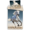 Horse, The Horses Bedsheet Cover 140 × 200cm, 70 ×