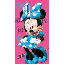 Towel Wipes, Towel Disney Minnie 35 * 65cm