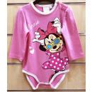 Baby body, overalls DisneyMinnie 1-23 months