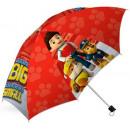 Dziecięcy składany parasol Paw Patrol