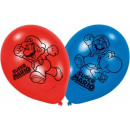 Super Mario balloon with 6 balloons
