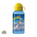 wholesale Outdoor & Trekking: 400ml aluminum  bottle Rabbids Invasion
