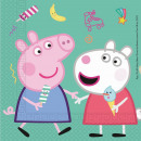 Peppa Pig , Peppa pig napkin 20 pieces