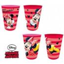 Großhandel Lizenzartikel: Glasset - 4-teilig Disney Minnie