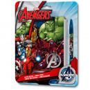 Diario & penna Avengers, Avengers