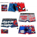 Spiderman , Spiderman kid boxer shorts 2 pieces /