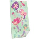 wholesale Bath & Towelling: Mermaid, Mermaid bath towel, beach towel
