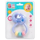 Elephant baby rattle