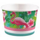 Flamingo, Flamingo-papierijs met 8 stuks
