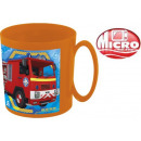 Sam's Firefighter Micro Mug 350ml