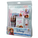 Stationery set (11 pieces) Disneyfrozen , Frozen