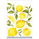 wholesale Table Linen: Lemon, Lemon Tablecloth 137 * 259 cm