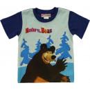 Children's T-shirt, top Masha and the Bear 92-