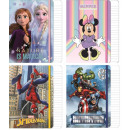 Disney A / 5 line booklet 80 sheets