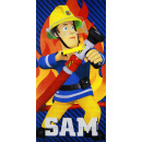 Fireman Sam , Sam's the firefighter's bath