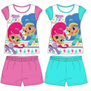 Shimmer and Shine Kids are short pyjamas 3-8 years