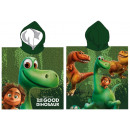 nagyker Licenc termékek: Disney The Good  Dinosaur strand törölköző poncsó