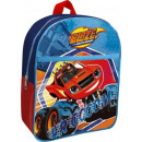 Großhandel Taschen & Reiseartikel: Rucksack Tasche Blaze, Flamme 31cm