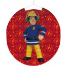 Fireman Sam , Sam the firefighter Lampion 25 cm