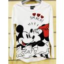 DisneyMinnie koszulka dziecięca z długim rękawem 1