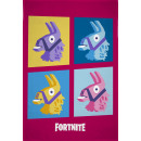 Vlies Bettdecke Fortnite 100 * 150cm
