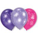 Disney Sofia , Sofia ballonnen, ballonnen 6 stuks