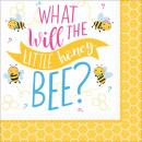 Bee, Beehive napkin 16 pcs 33 * 33 cm