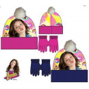 Children's hats & gloves set Disney Soy Lu