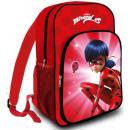 grossiste Fournitures scolaires: Sac d'école, sac à main Miraculous 42cm